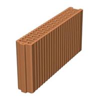 Новият керамичен блок Porotherm 8 N+F е още по-достъпен