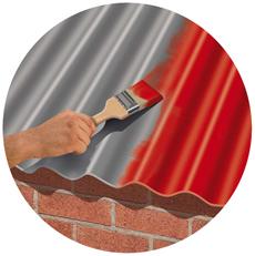 Ондупейнт (Ondupaint) - боя за покривни покрития