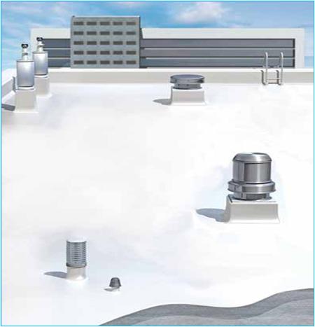 Еластичен покрив Кьостер - нов продукт на 'Кьостер България'
