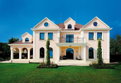 Неповторим облик за фасадата на Вашия дом с Austrotherm Фасадни профили