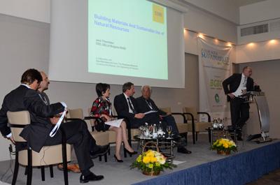 Зелените характеристики на Ytong, представени на международна конференция в София