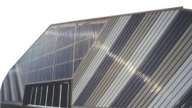 Ондулин предлага прозрачни и светлопропускащи материали за естествено осветление