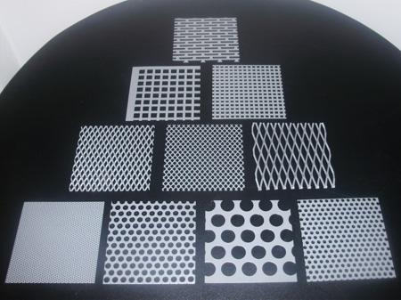 Нови продукти от фирма Рапид ЕООД - перфорирани и просечени ламарини