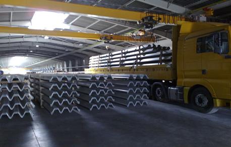 Корус БСБ АД - висококачествено производство на трапецовидни стоманени профили и касети