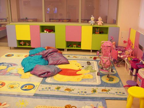 Уют и настроение в детската градина