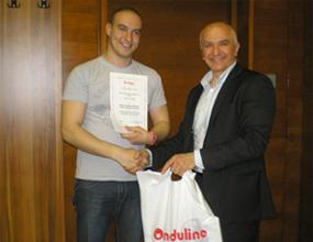 'Ондулин' награждава бъдещи инженери
