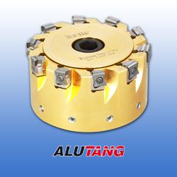 F90LN-AFR CA11 - фрезова глава, балансирана за високи скорости, за пластини с PCD/CBN