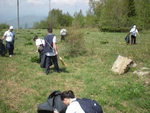 Винербергер се включи в кампанията 'Да изчистим България за 1 ден'