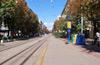 Махат релсите от бул. 'Витоша'