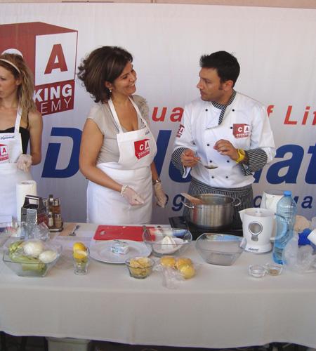 Cooking Academy Diplomat зарадва и старозагорци