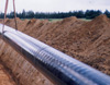 Започна изграждането на газовата връзка с Румъния