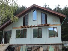 Knauf в строителството на еднофамилни къщи