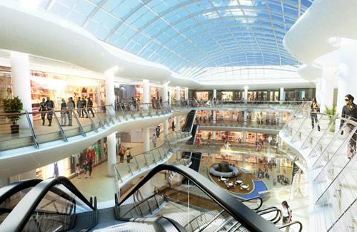 'Рейнарс Алуминиум' проектира остъкления покрив на Bulgaria Mall