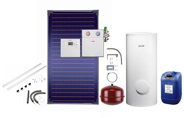 Соларна инсталация за малки домакинства - продуктова новост от Бош