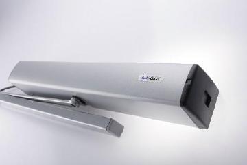 Автоматика за врати Abloy, представена от Интеза - лесен достъп за всички типове радиални врати