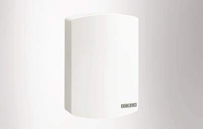 Димоотвеждащи централи GEZE - надеждно аварийно захранване и управление на системата за отвеждане на дим и топлина