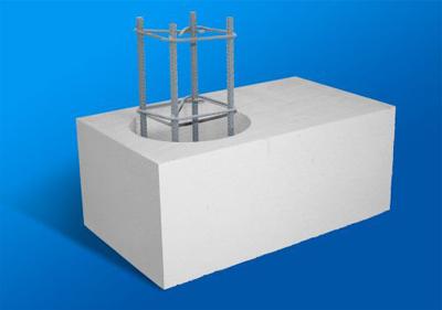 Блокчета с отвори - иновация в строителна система Ytong