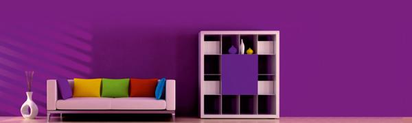 Креативният интериорен дизайн има нужда не само от цветове