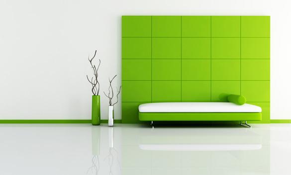 Интериорни бои със специфични характеристики за боядисване в обществени и жилищни сгради