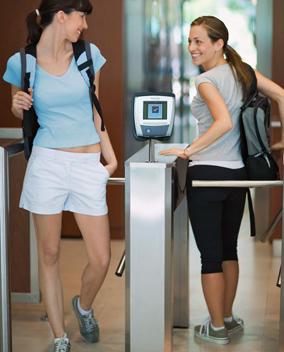 Системи за контрол, управление и комфорт във фитнес и спа центрове