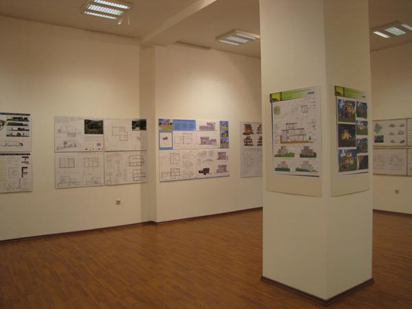 Кнауф България организира изложба на конкурсни проекти за еднофамилна жилищна сграда с дървена конструкция и системи за сухо стр