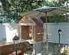 Градим барбекю в двора без разрешително