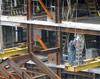 Инспекцията по труда отново откри редица опасности на строителните обекти