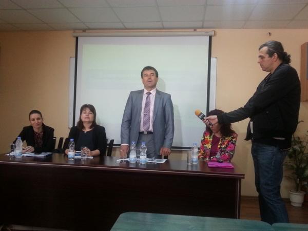 Семинар 'Нови възможности за бизнеса'