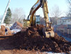 Инженерното строителство се свива значително през април