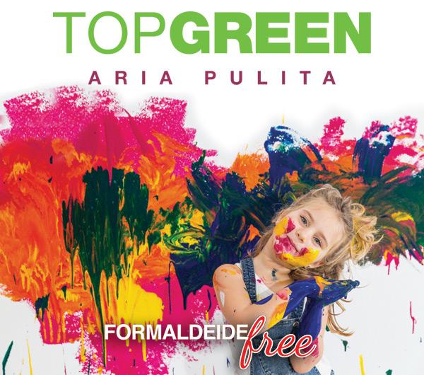 Topgreen - най-новата серия продукти на фирма Атриа