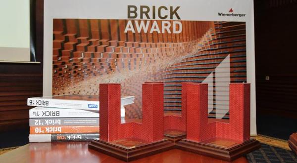 Три проекта бяха отличени в българското издание на Wienerberger Brick Award 2018