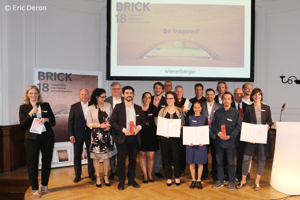 Обявиха победителите в архитектурния конкурс Wienerberger Brick Award 2018