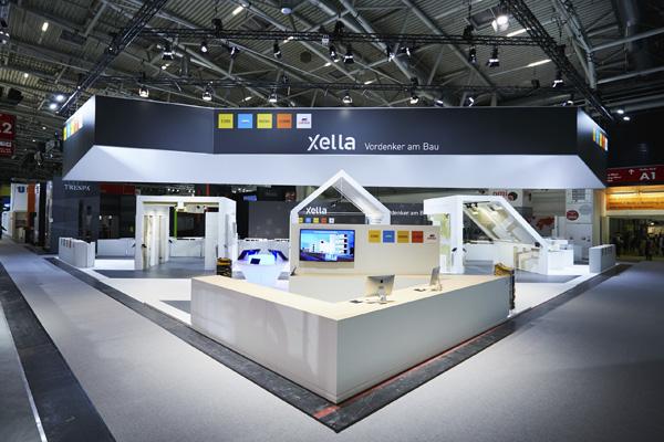 Представянето на XELLA Group на строителното изложение BAU 2019 в Мюнхен
