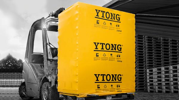 Новата гама блокове за зидане YTONG