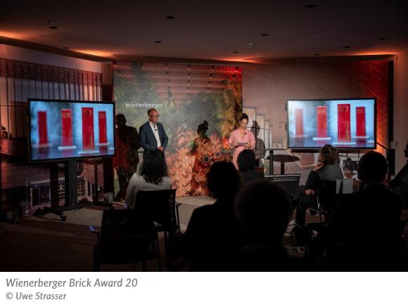 Wienerberger Brick Award 2020: В чест на висококачествената керамична архитектура