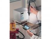 Термометър testo 735 - визуализира, съхранява и отпечатва Delta T, минимални, максимални и средни стойности
