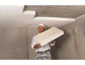 Плочите MULTIPOR са подходящи за изолация на тавани на подземни помещения и гаражи