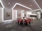 3D проект - интериор на жилище