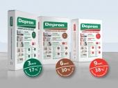 Депрон Магнум, 3, 6 и 9 мм - плоскости за вътрешна изолация
