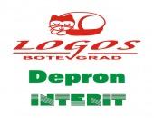 Депрон и Интерит - плоскости за вътрешна изолация от Логос Ботевград ЕООД