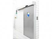 Автоматична плъзгаща врата GEZE Powerdrive PL
