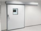 Автоматична плъзгаща врата GEZE Powerdrive PL-HT