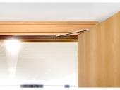 Устройство за автоматично отваряне на врати на панти GEZE ECturn