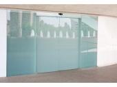 Автоматична плъзгаща врата GEZE Slimdrive SC GGS