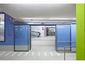 Автоматична плъзгаща врата GEZE ECdrive