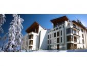 Хотел Радинас Уей, к.к. Боровец. Проектиране и изграждане на ОВК и газова инсталация на Хотел с жилищна част - 5 етажа с подземен паркинг и магазин.