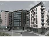 Айкон ЕООД - Офис и жилищна сграда, бул. България