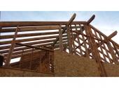 Импрегнирани дървени покривни елементи