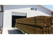 Дълготрайна защита на дървесина с импрегнация