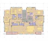 Апартамент 17-5A - ниво 6 - площ 413,22 м2